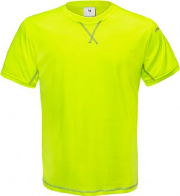 Fristads T-Shirt 7455 LKN (Bright Yellow)